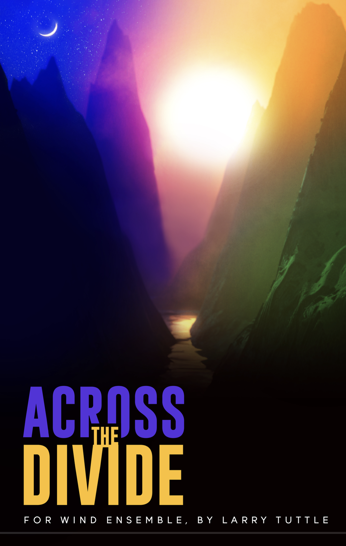 Across The Divide by Larry Tuttle