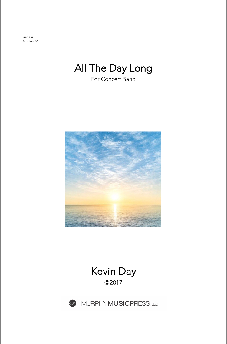 All The Day Long by Kevin Day