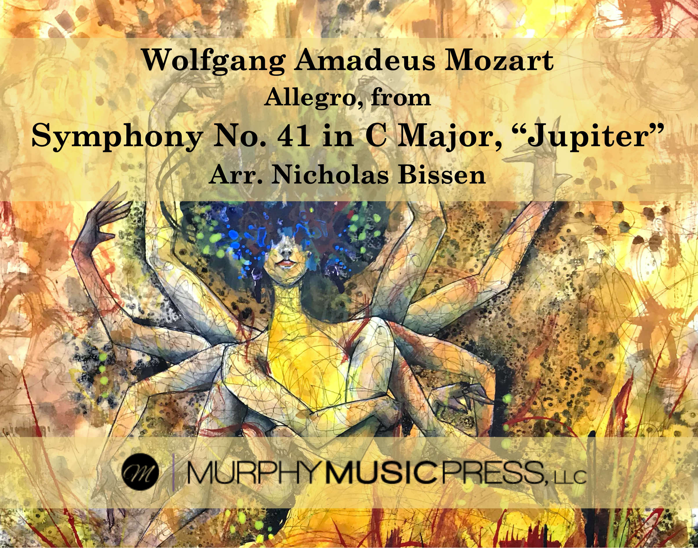 Allegro From Symphony No. 41 In C Major,