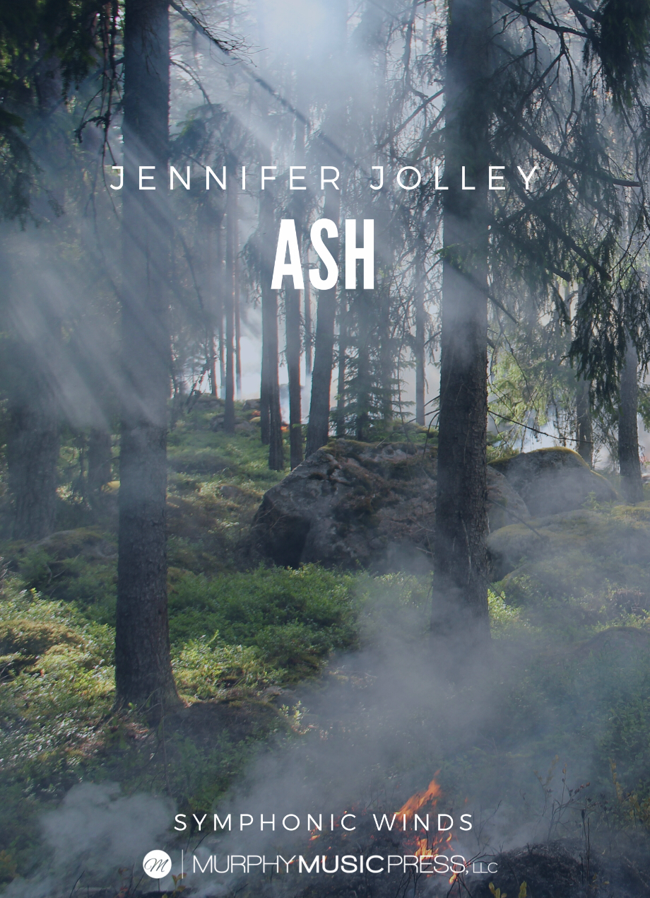Ash  by Jennifer Jolley