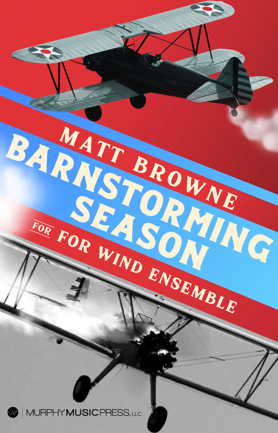 Barnstorming Season by Matthew Browne