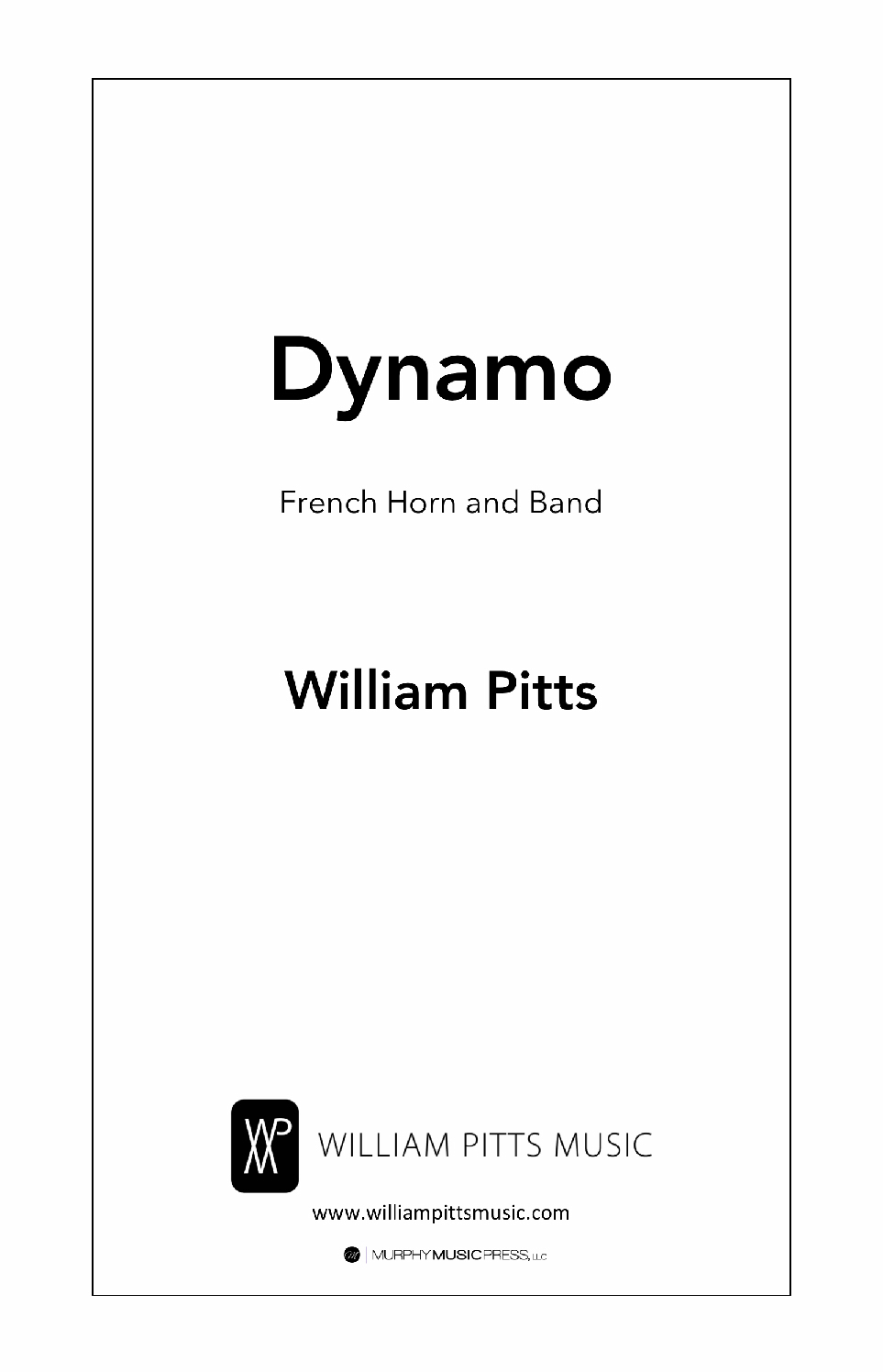 Dynamo by Will Pitts