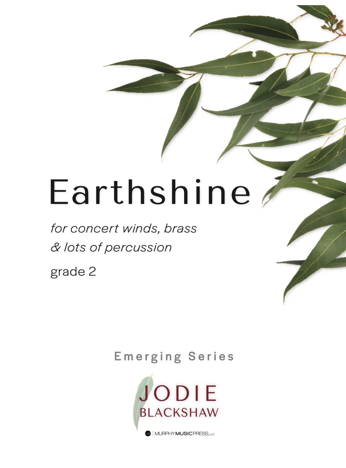 Earthshine by Jodie Blackshaw
