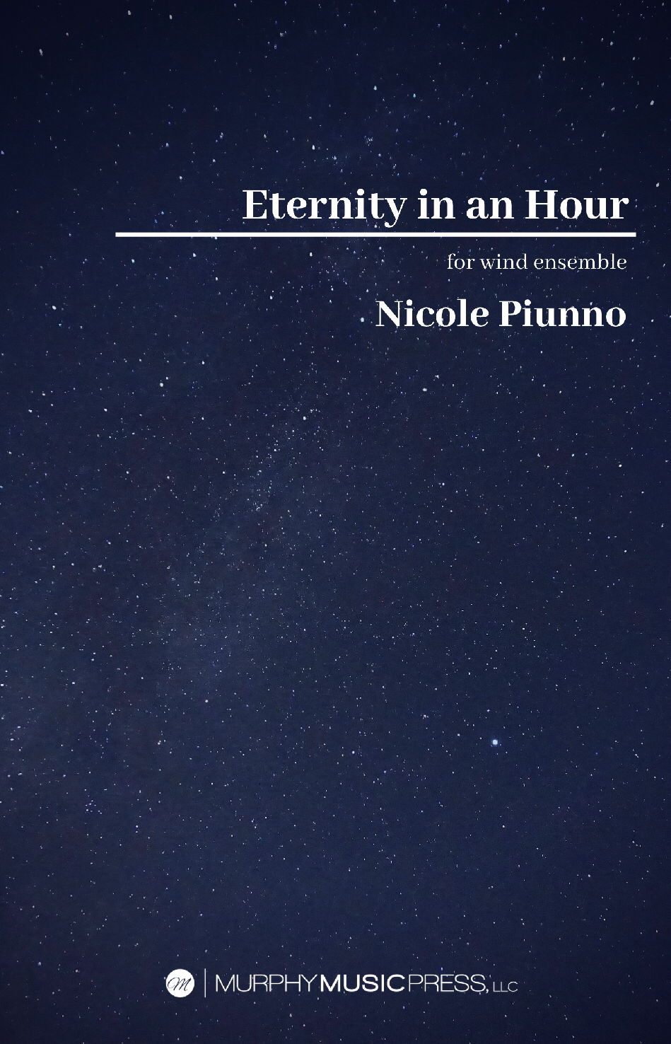 Eternity In An Hour by Nicole Piunno