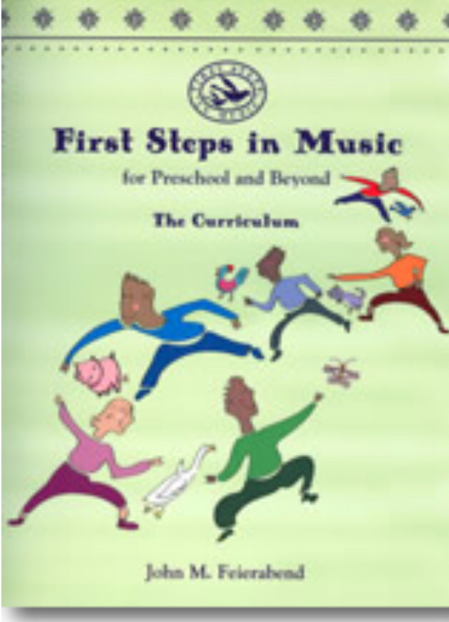 First Steps In Music For Preschool And Beyond by John M Feierabend