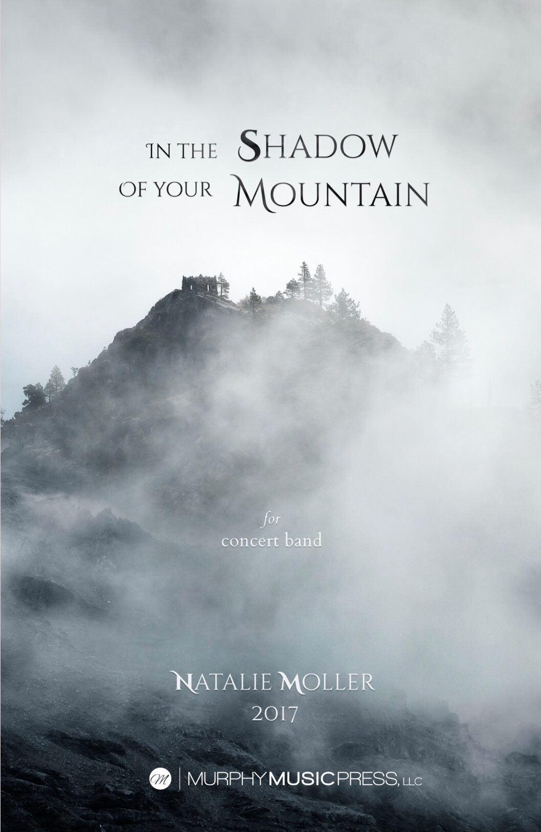 In The Shadow Of Your Mountain by Natalie Moller