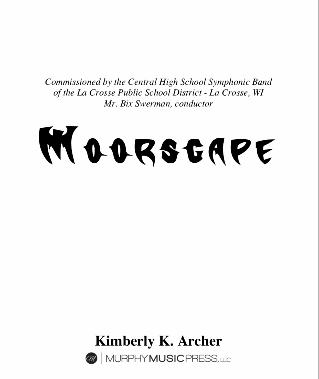 Moorscape by Kimberly Archer