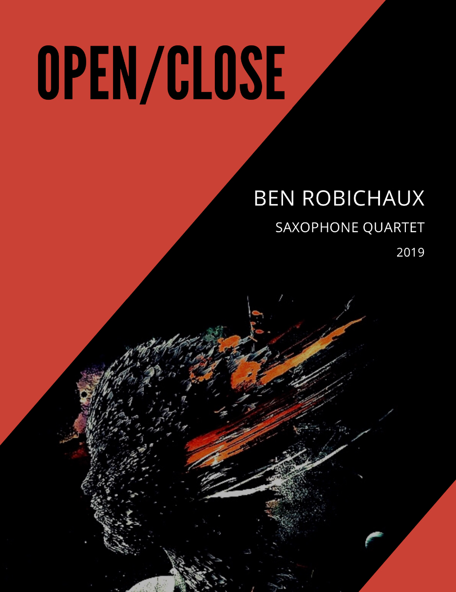 Open/Close by Ben Robichaux