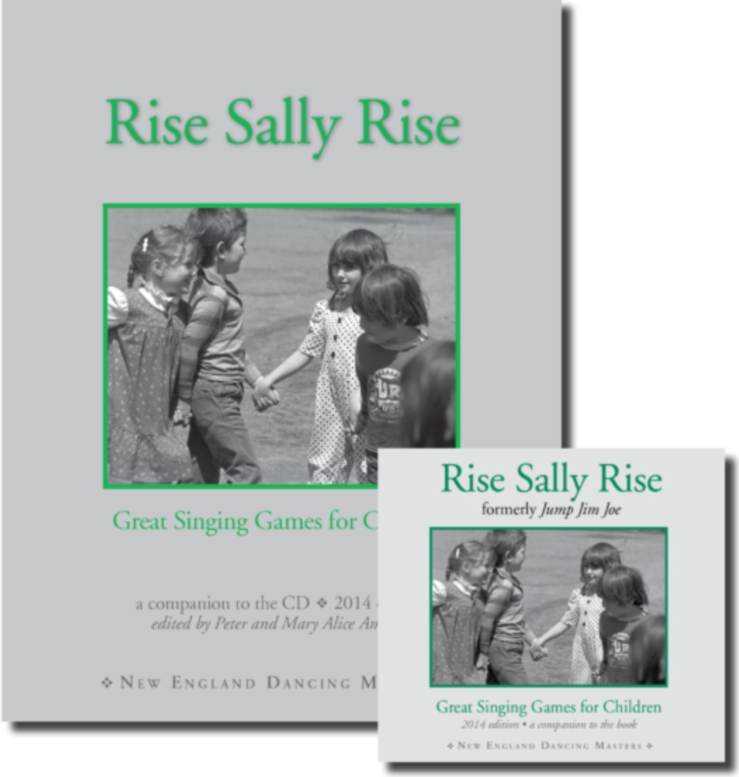 Rise Sally Rise (book And Cd) by New England Dancing Masters