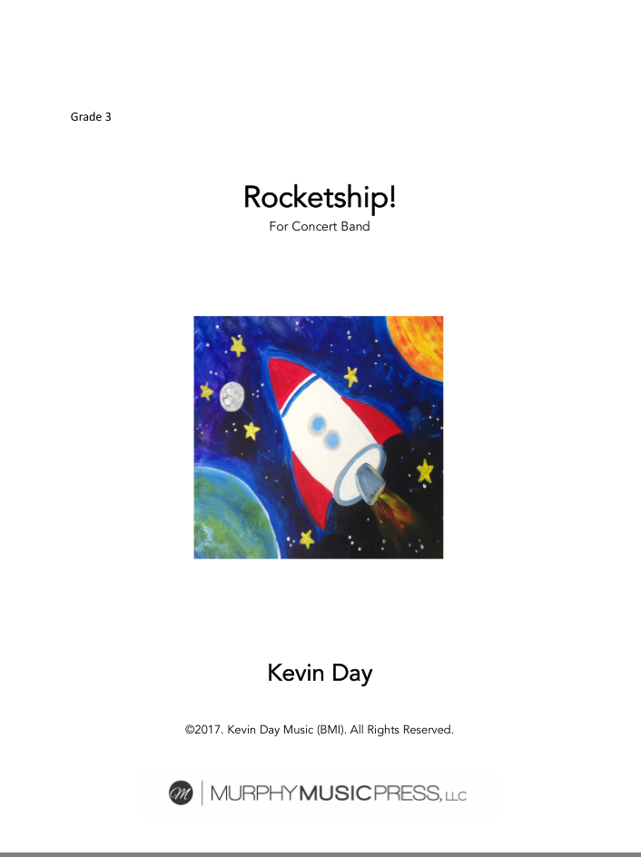 Rocketship! by Kevin Day