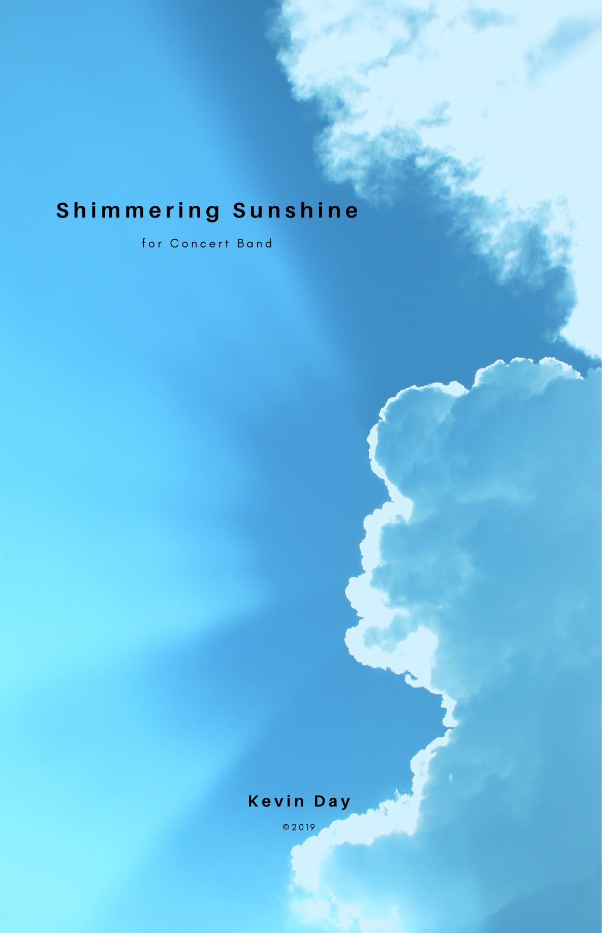 Shimmering Sunshine by Kevin Day