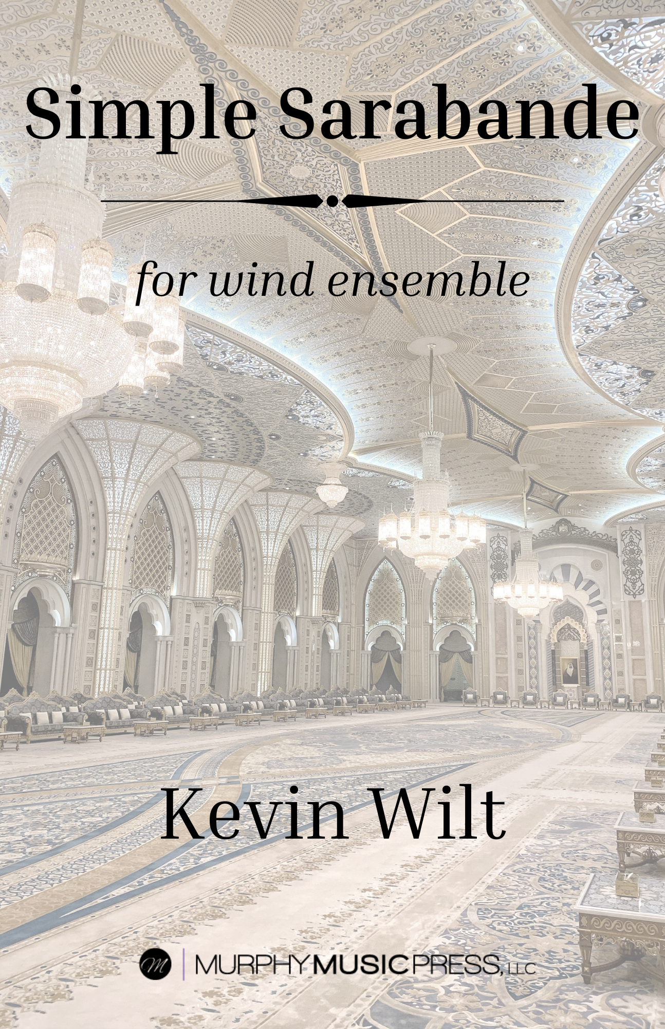 Simple Sarabande by Kevin Wilt