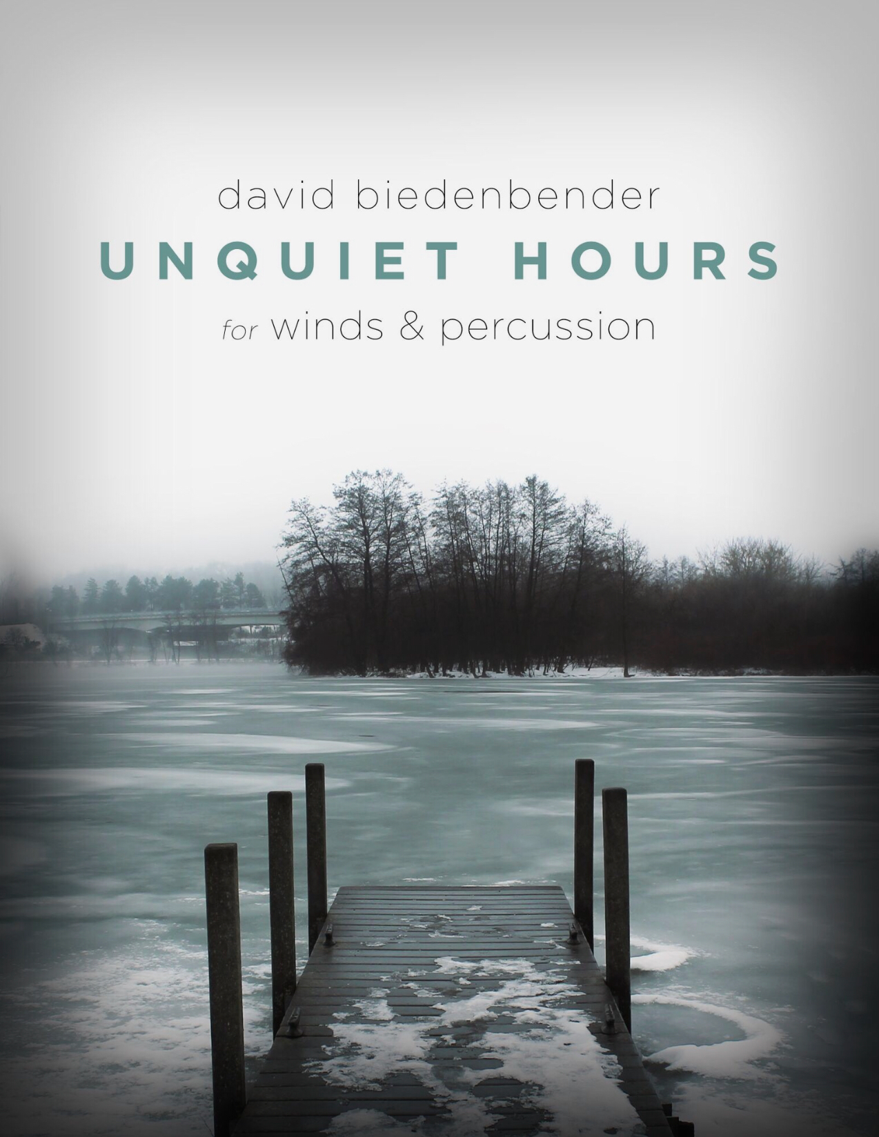 Unquiet Hours by David Biedenbender