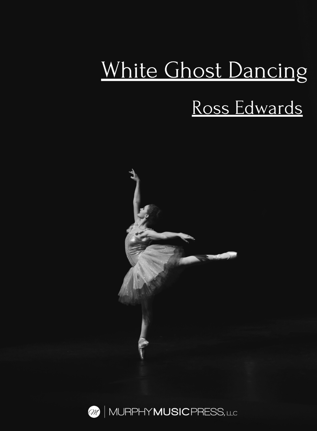 White Ghost Dancing by Ross Edwards