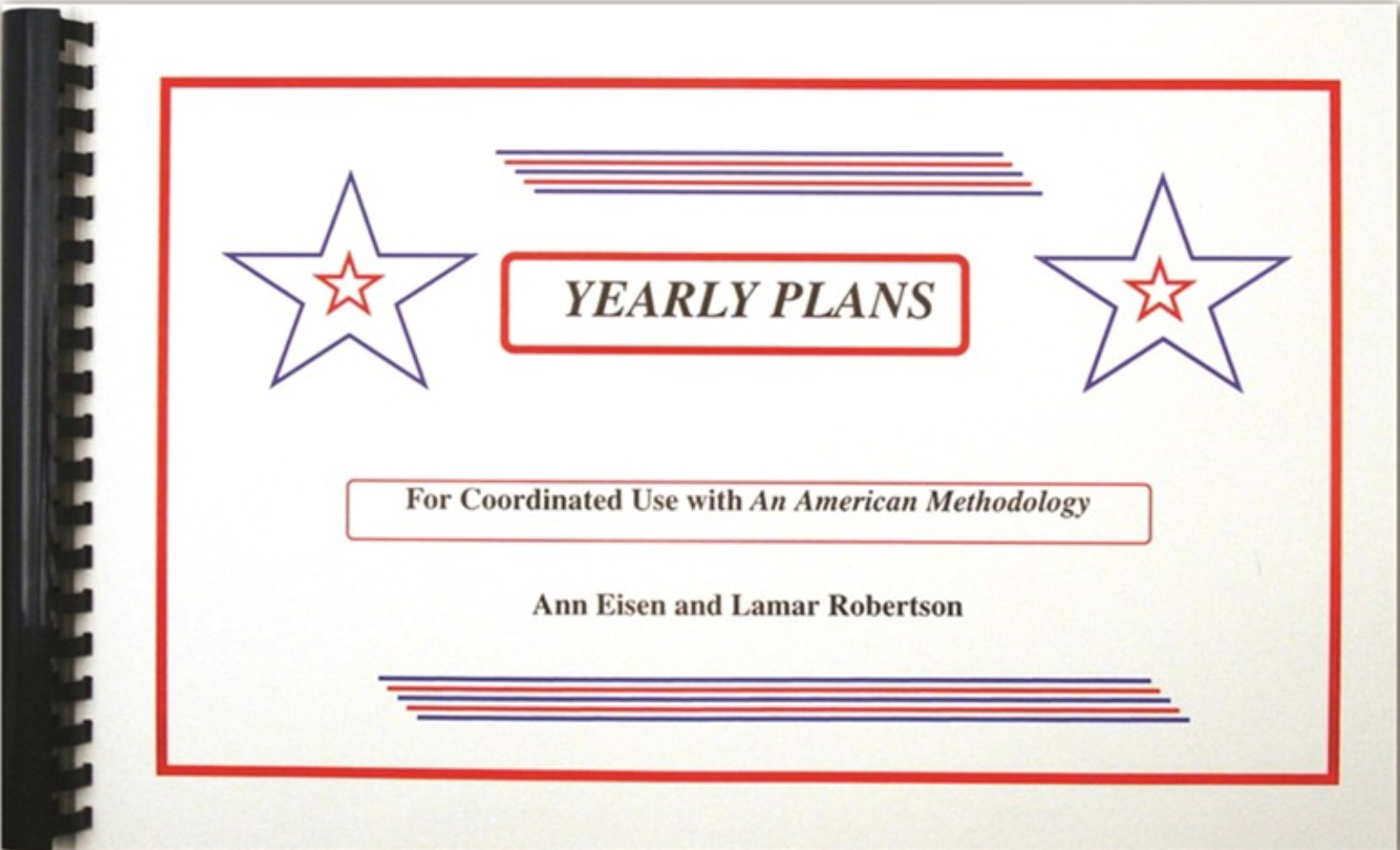Yearly Plans by Eisen and Robertson